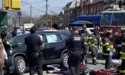 Συναγερμός στο Μπρούκλιν: Αυτοκίνητο έπεσε πάνω σε πεζούς - Πληροφορίες για τραυματίες