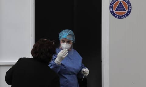 Κορονοϊός: Τουλάχιστον 10.000 rapid tests διενεργήθηκαν στην Αττική από τις αρχές Μαρτίου