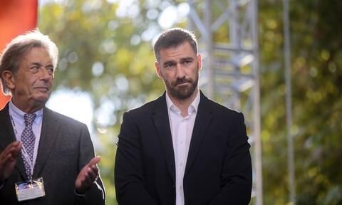 Εκλογές ΕΠΟ: Απέσυρε την υποψηφιότητά του ο Γιούρκας Σεϊταρίδης