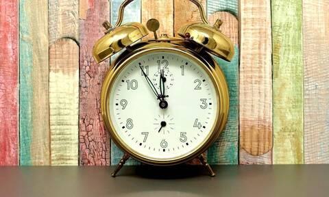 Αλλαγή ώρας 2021: Προσοχή! Δείτε πότε αλλάζει η ώρα