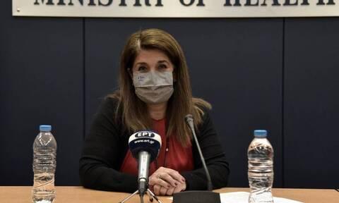 Διευκρινίσεις Παπαευαγγέλου: Δεν αναφέρθηκα σε ασθενείς που δεν διασωληνώθηκαν ενώ έπρεπε