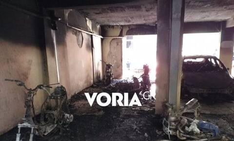 Εμπρησμός στην Καλαμαριά: Σοκάρουν οι μαρτυρίες - «Θα καιγόμασταν ζωντανοί»