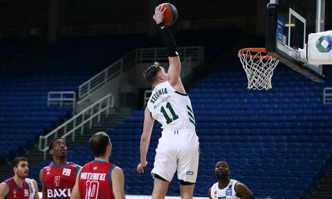 Basket League: «100άρα» ο Παναθηναϊκός, νίκη ψυχολογίας η ΑΕΚ - Βαθμολογία και στιγμιότυπα