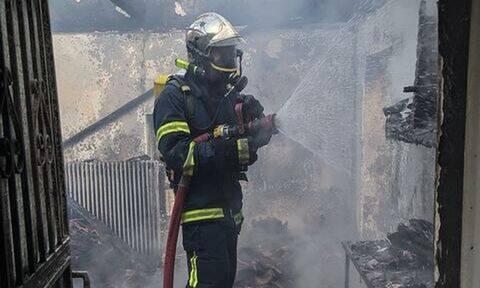 Κόρινθος: Λήξη συναγερμού στο κέντρο μεταναστών – Η ανακοίνωση της Πυροσβεστικής