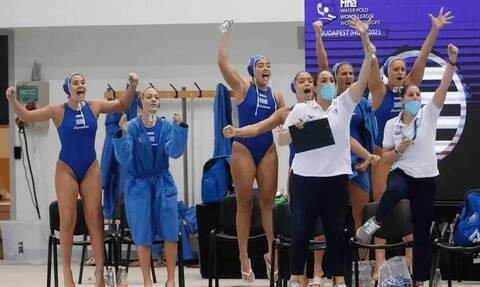 World League: Η Εθνική γυναικών προκρίθηκε στο Super Final