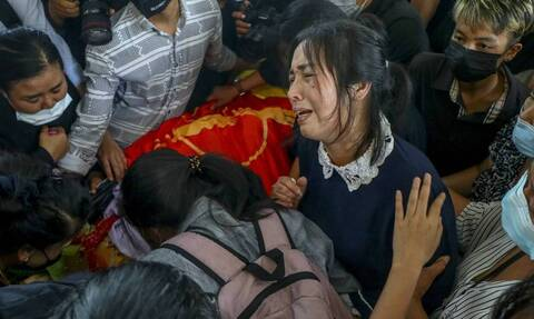Μιανμάρ: Πάνω από 90 άτομα σκοτώθηκαν από τις δυνάμεις ασφαλείας σε όλη τη χώρα