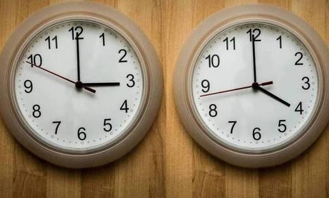 Άλλαξε η ώρα: Μην ξεχαστείτε! Γυρίσατε τα ρολόγια μία ώρα μπροστά;
