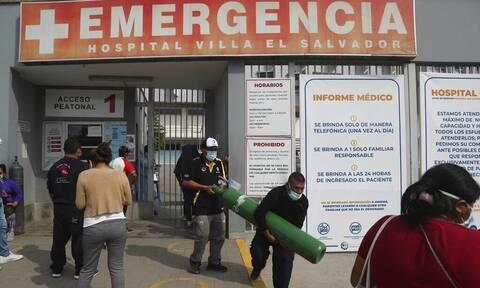 Κορονοϊός - Ελ Σαλβαδόρ: Εμβολιασμός όλων των εκπαιδευτικών πριν την επαναλειτουργία των σχολείων