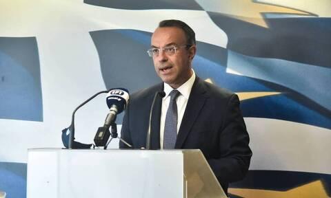 Σταϊκούρας: Έρχονται νέα μέτρα - Διπλή αποζημίωση για τους ιδιοκτήτες ακινήτων στα μέσα Απριλίου