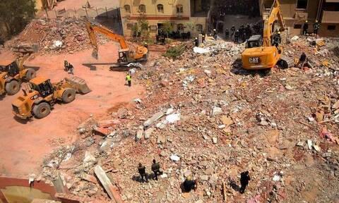 Συλλυπητήρια ΥΠΕΞ για την κατάρρευση πολυκατοικίας στο Κάιρο