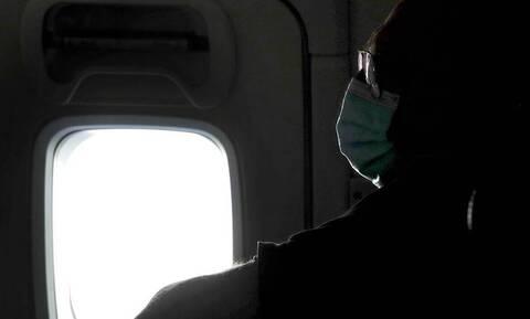 Κορονοϊός - Γερμανία: Υποχρεωτική η μάσκα στα αεροπλάνα για πολύ καιρό ακόμη