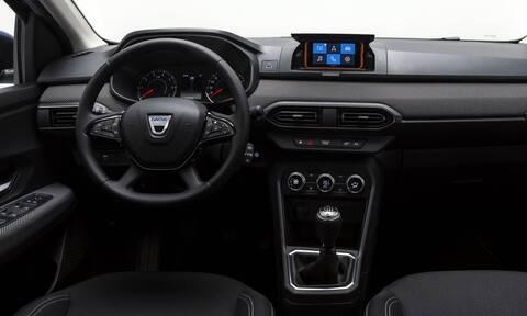H Dacia μετατρέπει το smartphone σας σε οθόνη infotainment