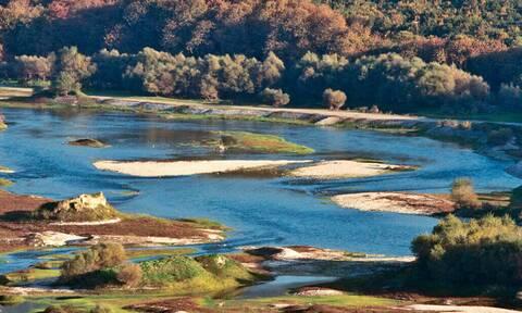 Ελλάδα: Δεν θα πιστεύετε πόσα ποτάμια έχει η χώρα μας