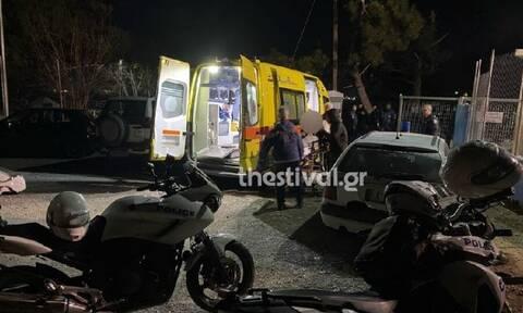 Θεσσαλονίκη: Αιματηρό επεισόδιο μεταξύ Αφγανών στη δομή προσφύγων των Διαβατών