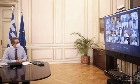 Συνεδριάζει σήμερα Δευτέρα (29/3) το Υπουργικό Συμβούλιο - Τα θέματα της τηλεδιάσκεψης