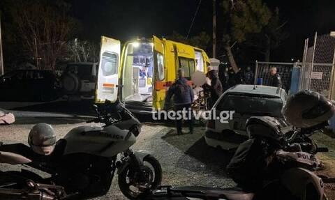 Two men injured at Diavata refugee facility