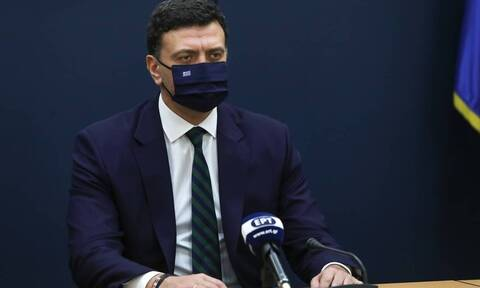 """Kikilias: Operation """"Eleftheria"""" is going very well"""