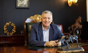 Борис Музенидис умер от последствий COVID-19