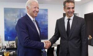 Премьер Греции впервые поговорил по телефону с президентом США