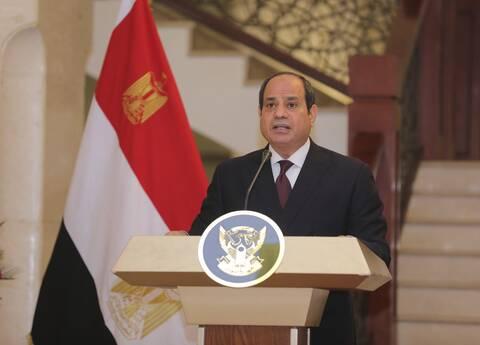 Σίσι: Οι Αιγύπτιοι κατάφεραν να βάλουν τέλος στην κρίση του πλοίου στο Σουέζ