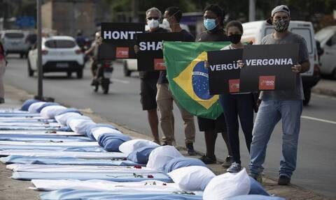 Βραζιλία: Παραιτήθηκε ο υπουργός Εξωτερικών μετά τα προβλήματα προμήθειας εμβολίων
