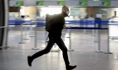 Γερμανία - Kορονοϊός: Υποχρεωτικό για όλους τους επιβάτες πτήσεων προς την Γερμανία το διαγνωστικό τ