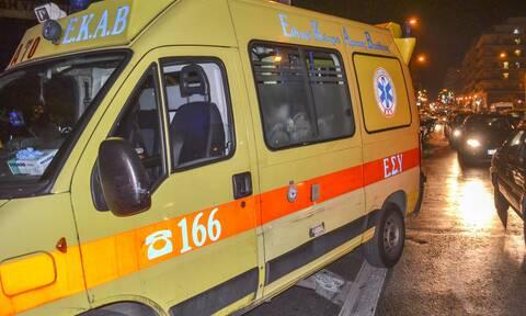 Τραγωδία στα Τρίκαλα: Νεκρός 37χρονος οδηγός μηχανής
