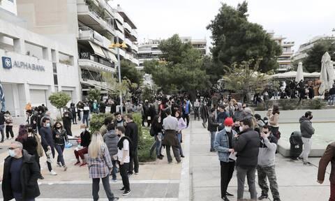 Νέα Σμύρνη - κορονοϊός: Συναγερμός από την αύξηση των κρουσμάτων - H έκκληση του δήμου