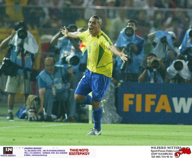 brazil ronaldo 2