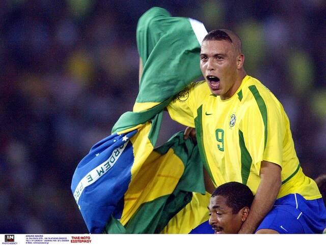 brazil ronaldo 4