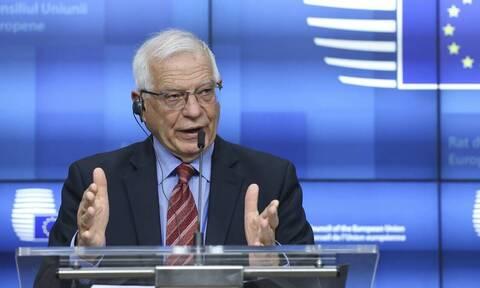 Μπορέλ για Τουρκία: Υπάρχουν «ανησυχητικές αποφάσεις» στο εσωτερικό της χώρας