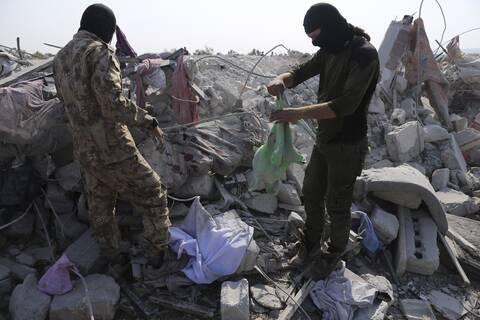 ΗΠΑ: Το Ισλαμικό Κράτος παραμένει «απειλή» για την παγκόσμια ασφάλεια