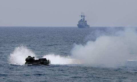 «Τύμπανα πολέμου» ανάμεσα σε Ευρώπη και Κίνα - «Θα έρθουμε στη Μεσόγειο, αν έρθετε εδώ»