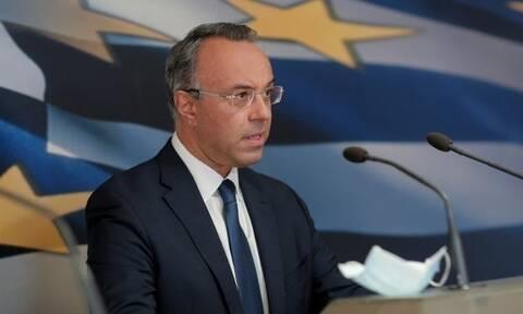 Σταϊκούρας: Στοχευμένα μέτρα στήριξης των επιχειρήσεων