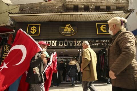 Ερντογάν: «Έφαγε»και το νο.2 της κεντρικής τράπεζας - Εκλιπαρεί τους πολίτες για χρυσό στις τράπεζες