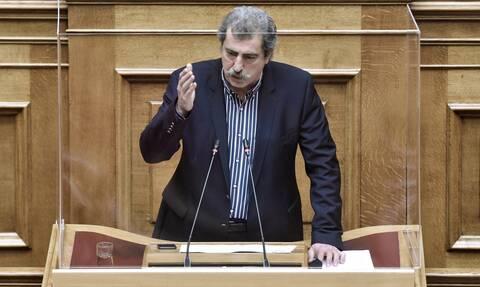 Παύλος Πολάκης: «Εμείς ρε κουμπάροι δεν κλέψαμε, στο νοίκι μένουμε»