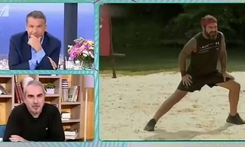 Survivor: Άγριο κράξιμο σε Τριαντάφυλλο στο «Πρωινό» - «Ξεφτιλίζεται!»