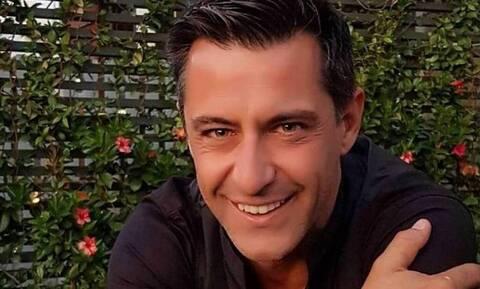 Κωνσταντίνος Αγγελίδης: Ραγίζει καρδιές η φωτογραφία μέσα από το νοσοκομείο