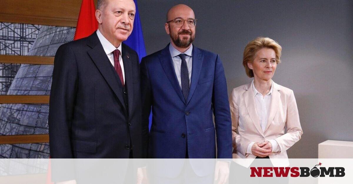 facebooklaien erdogan michel