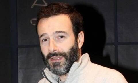 Θανάσης Ευθυμιάδης: Ατύχημα για τον ηθοποιό - Τι συνέβη