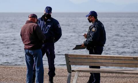 Lockdown: 9 συλλήψεις και πρόστιμα 371.000 ευρώ για παραβίαση των μέτρων κατά του κορονοϊού
