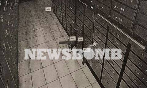 Κλοπή Θυρίδων στο Χαλάνδρι: To μυστήριο με την απόπειρα παραβίασης 5ης θυρίδας
