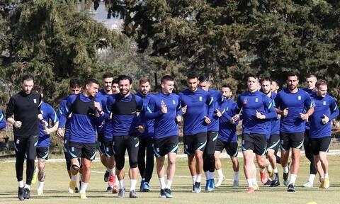 Εθνική ομάδα: Έτοιμη για το πρώτο μεγάλο «πρέπει» - Η ώρα και το κανάλι με Γεωργία (video+photos)
