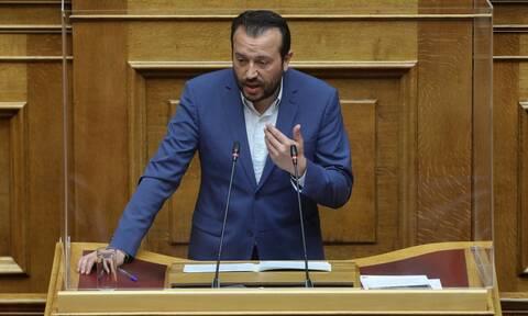Βουλή: Συστήνεται Προανακριτική Επιτροπή για τον Νίκο Παππά με 189 «ναι»