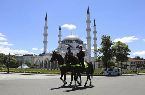 Ρεκόρ κρουσμάτων από την αρχή της πανδημίας στην Τουρκία