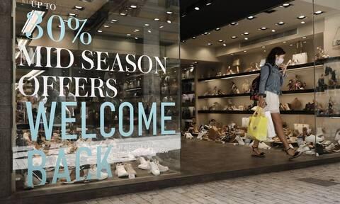 Lockdown: Αγωνία στην αγορά - Θα ανοίξουν τελικά τα καταστήματα τη Δευτέρα(5/4);