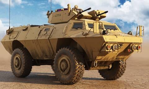 Στρατός Ξηράς: Ραγδαίες εξελίξεις! Έρχονται τα πρώτα 80 τεθωρακισμένα M1117-«Ασπίδα» σε Έβρο, νησιά