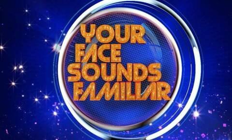 Your Face Sounds Familiar: Νέο κρούσμα κορονοϊού – Ακυρώνεται το επεισόδιο της Κυριακής