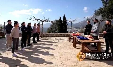 Masterchef Spoiler (31/03): Ο Τζιοβάνι «ανακατεύει» τις ομάδες - Καυγάδες και ένταση στη δοκιμασία