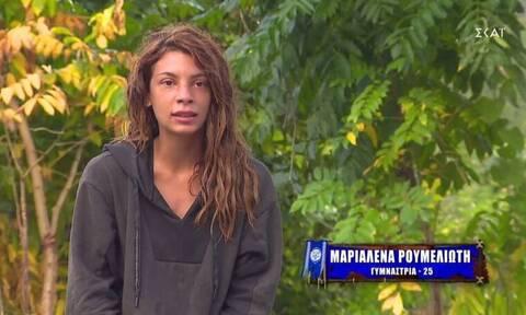 Survivor: Αποχωρεί τελικά η Μαριαλένα Ρουμελιώτη;